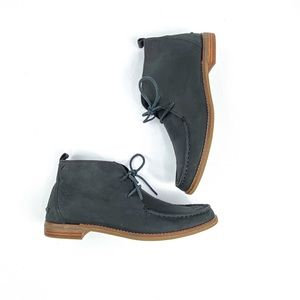 SPERRY Seaport Tahoe Black Ankle Boot 9.5